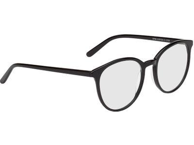 Brille New York-schwarz