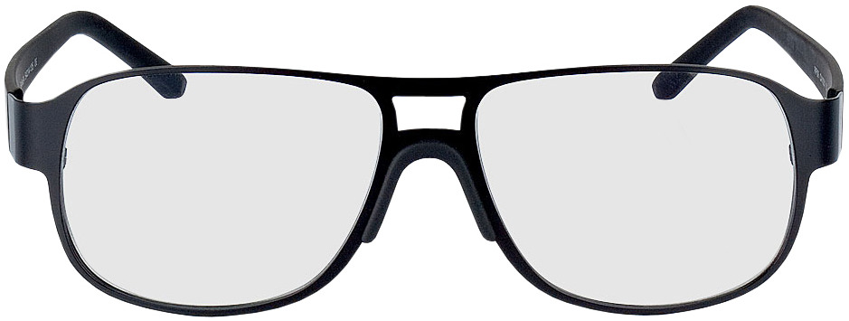 Picture of glasses model Palmdale black in angle 0
