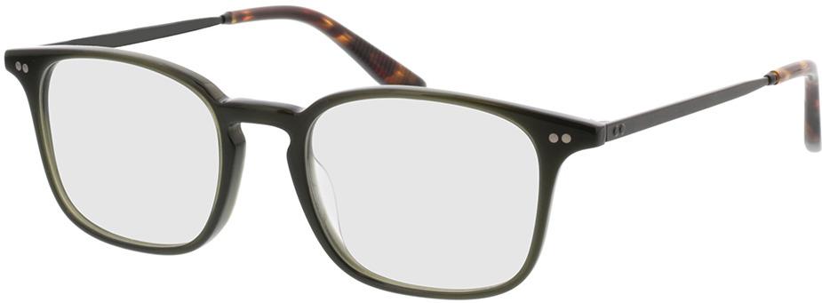 Picture of glasses model Libero-khaki in angle 330