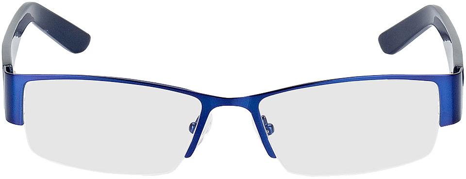 Picture of glasses model Billund-blau/dunkelblau in angle 0