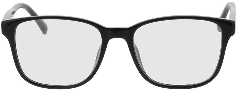 Picture of glasses model Calvin Klein Jeans CKJ19507 001 53-17 in angle 0