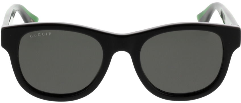 Picture of glasses model Gucci GG0003S-006 52-21 in angle 0