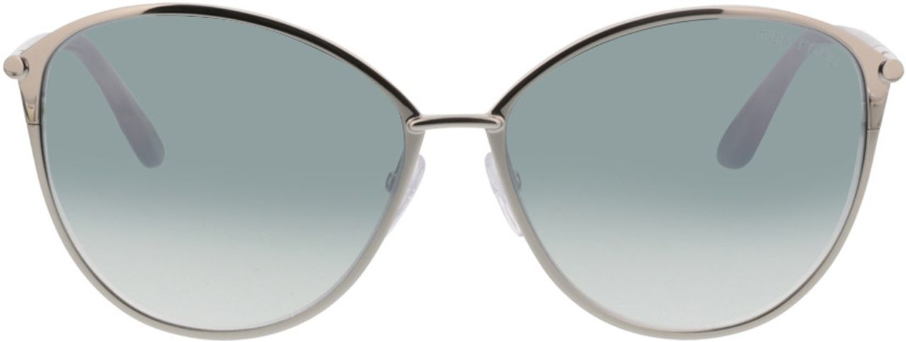 Picture of glasses model Tom Ford FT0320 16W in angle 0