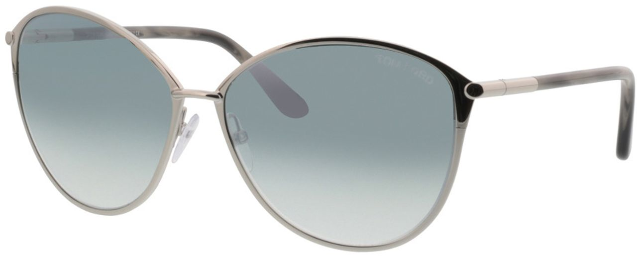 Picture of glasses model Tom Ford FT0320 16W in angle 330