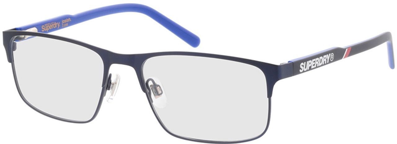 Picture of glasses model Superdry SDO Josiah 006 blue 55-17 in angle 330