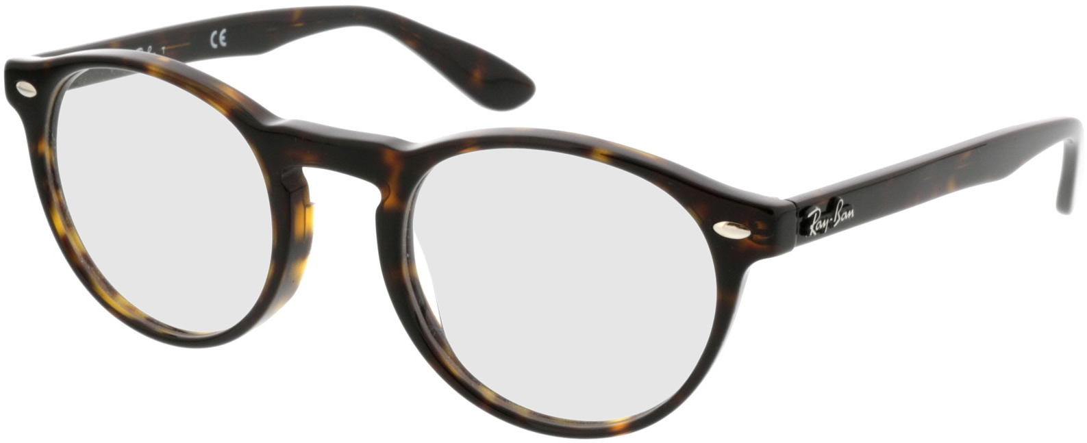 Picture of glasses model Ray-Ban RX5283 2012 49-21 in angle 330