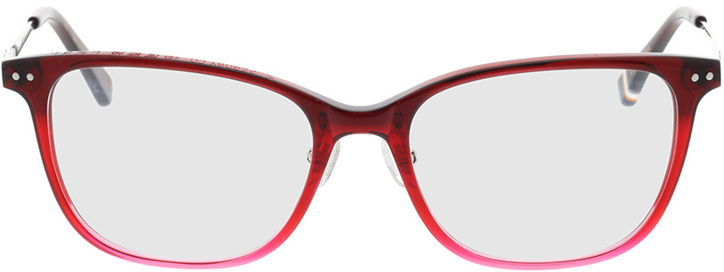Picture of glasses model Superdry SDO Cydnee 160 vermelho 52-17 in angle 0