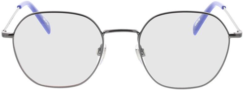 Picture of glasses model Levi's LV 1009 KJ1 51-20 in angle 0