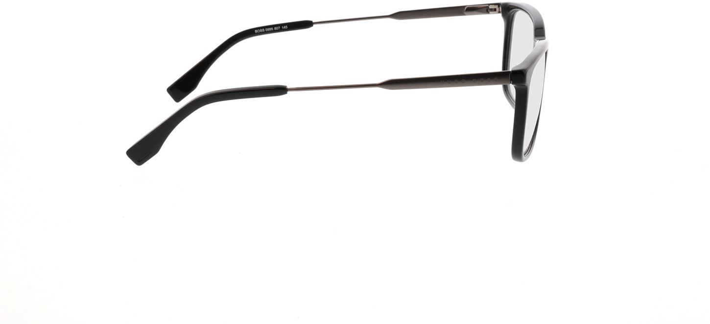 Picture of glasses model Boss BOSS 0995 807 54-16 in angle 90
