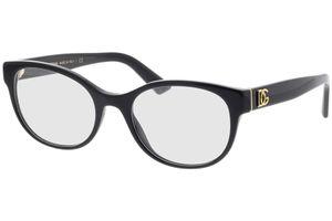 Dolce&Gabbana DG3327 501 52-19