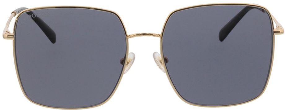 Picture of glasses model Bolon BL7126 C60 58-17 in angle 0