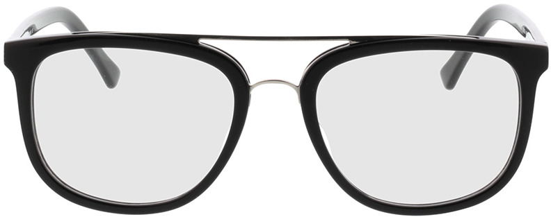 Picture of glasses model Makasar black in angle 0