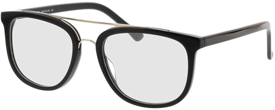 Picture of glasses model Makasar black in angle 330