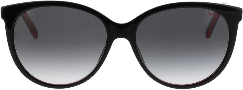 Picture of glasses model Hugo HG 1006/S OIT 9O 56-16 in angle 0