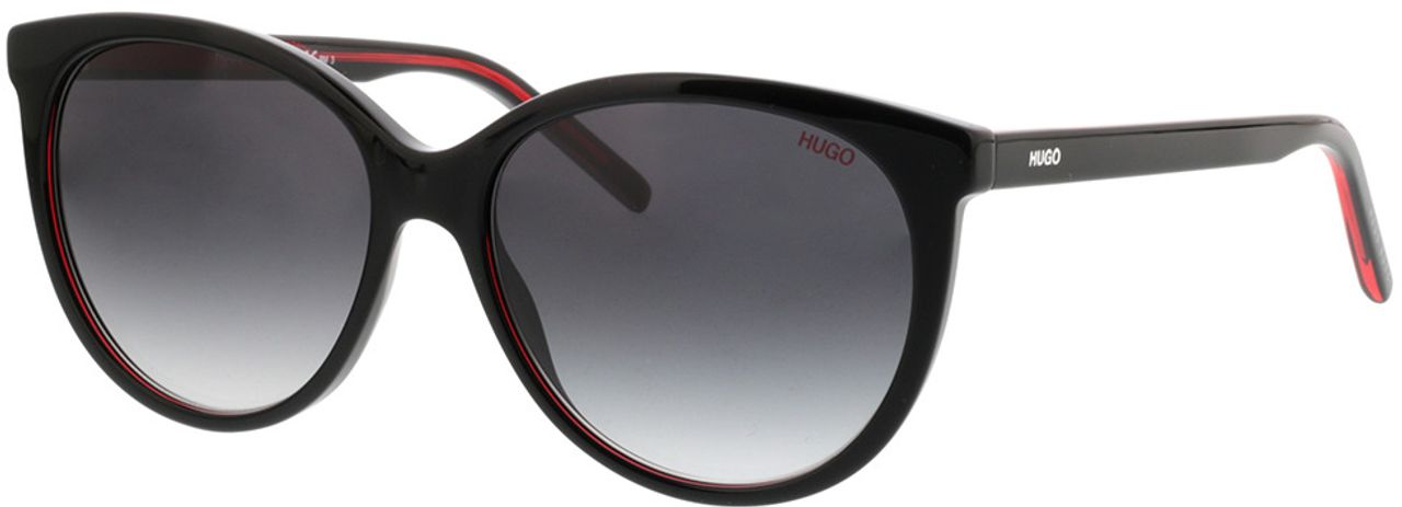 Picture of glasses model Hugo HG 1006/S OIT 9O 56-16 in angle 330