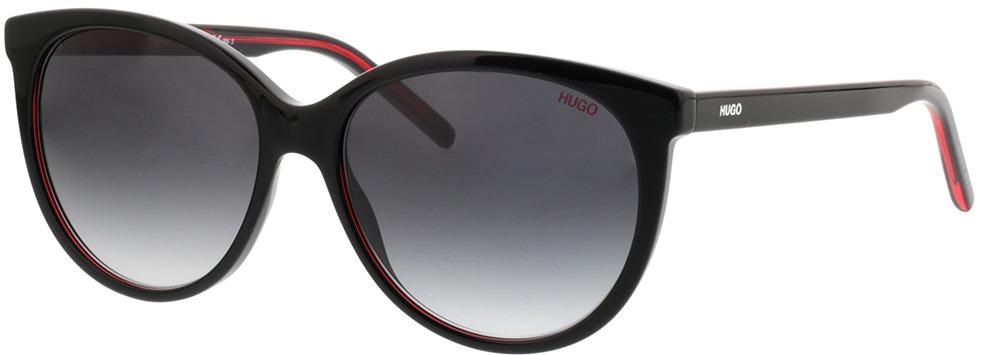 Picture of glasses model Hugo HG 1006/S OIT 9O 56-16 in angle 330