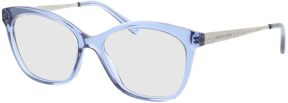 Picture of glasses model Michael Kors MK4057 3221 51-16 in angle 330