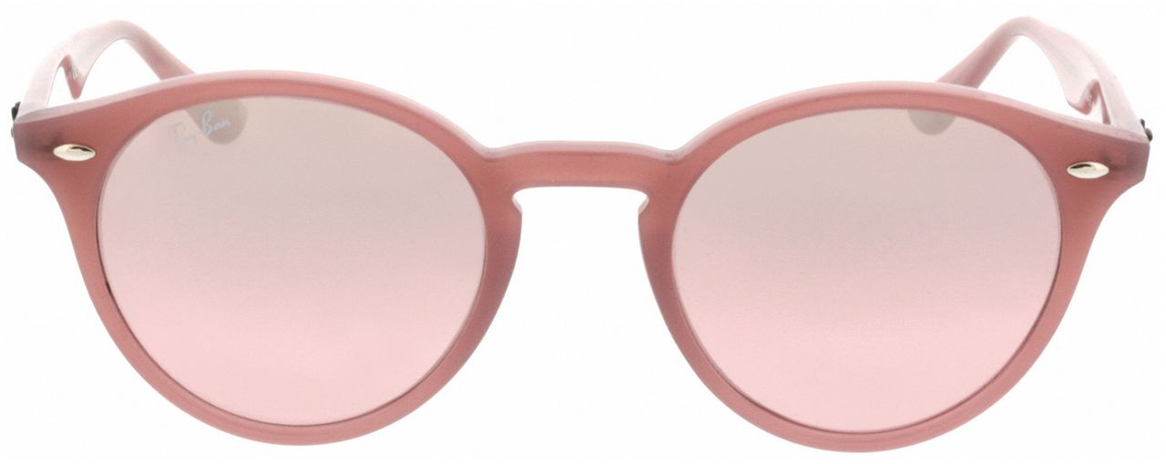 Picture of glasses model Ray-Ban RB2180 6229/7E 49-21 in angle 0