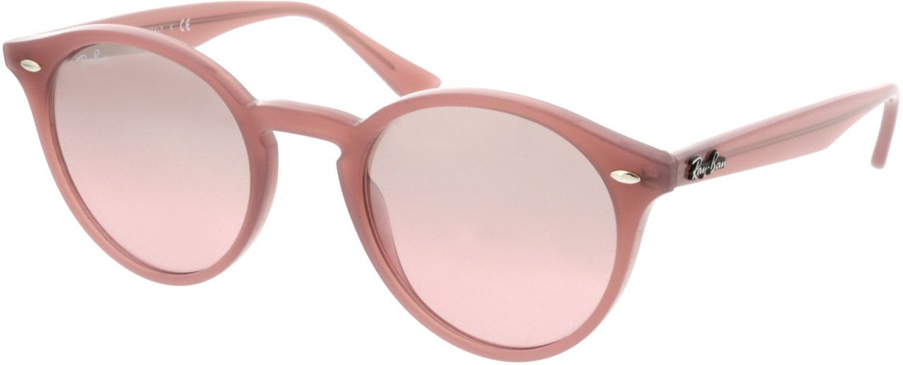 Picture of glasses model Ray-Ban RB2180 6229/7E 49-21 in angle 330