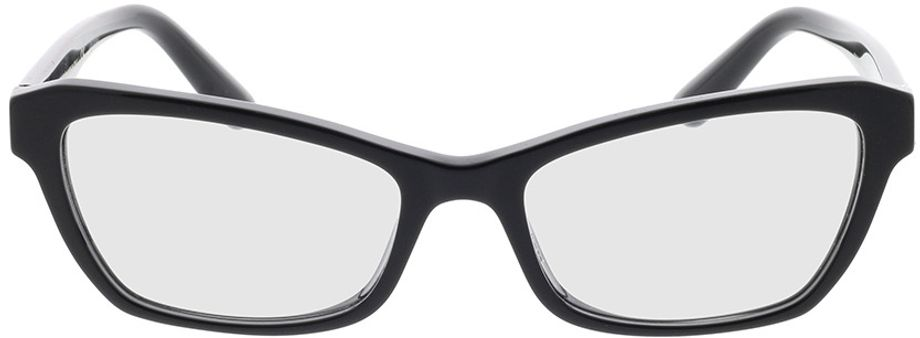 Picture of glasses model Dolce&Gabbana DG3328 501 53-17 in angle 0