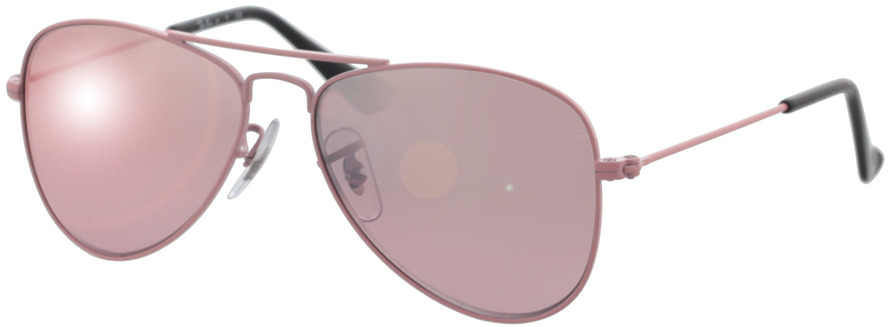 Picture of glasses model Ray-Ban Junior RJ9506S 211/7E 50-13 in angle 330