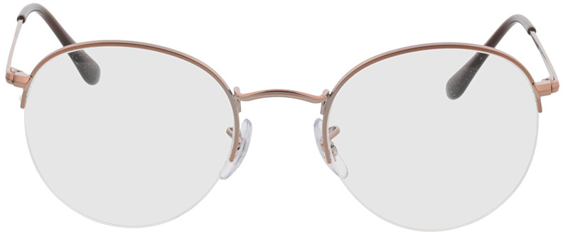 Picture of glasses model Ray-Ban Round Gaze RX3947V 2943 51-22 in angle 0