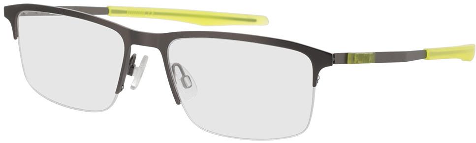 Picture of glasses model Puma PU0302O-003 57-18 in angle 330