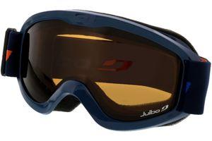 Skibrille Proton dunkelblau/orange S