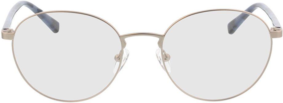 Picture of glasses model Kronos-silber/blau havana in angle 0