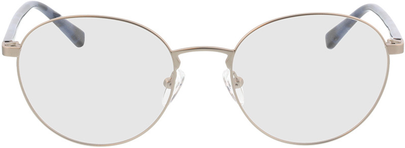 Picture of glasses model Kronos-prateado/azul Havanna in angle 0