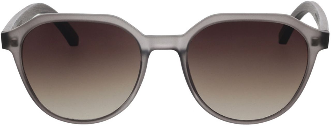 Picture of glasses model TAKE A SHOT Helena: Schwarzes Eichenholz 52-19 in angle 0