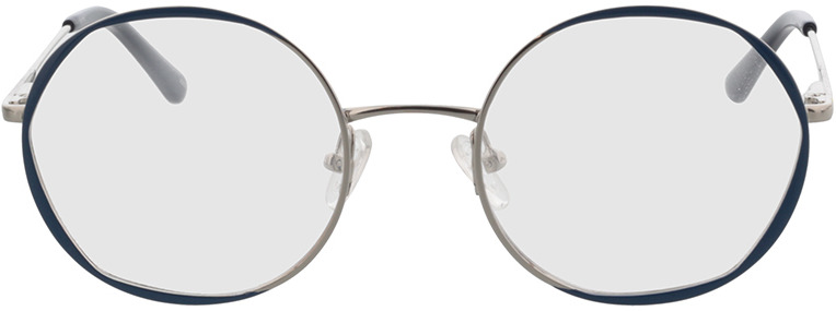 Picture of glasses model Selma-silber/blau in angle 0