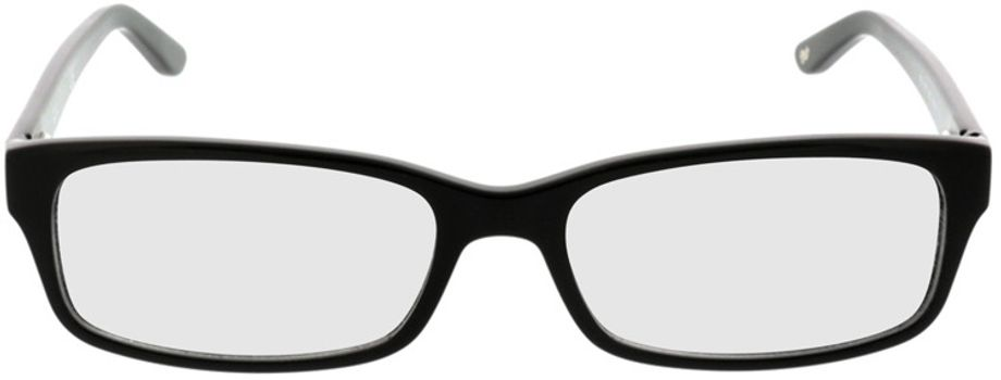 Picture of glasses model Ray-Ban RX5187 2000 52-16 in angle 0