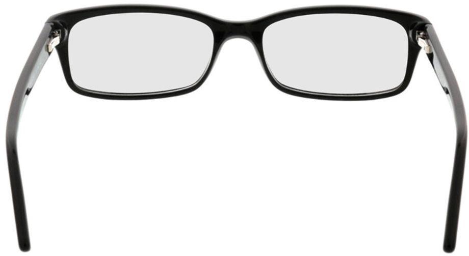 Picture of glasses model Ray-Ban RX5187 2000 52-16 in angle 180