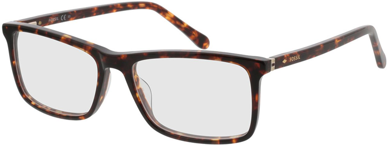 Picture of glasses model Fossil FOS 7090/G 086 55-17 in angle 330