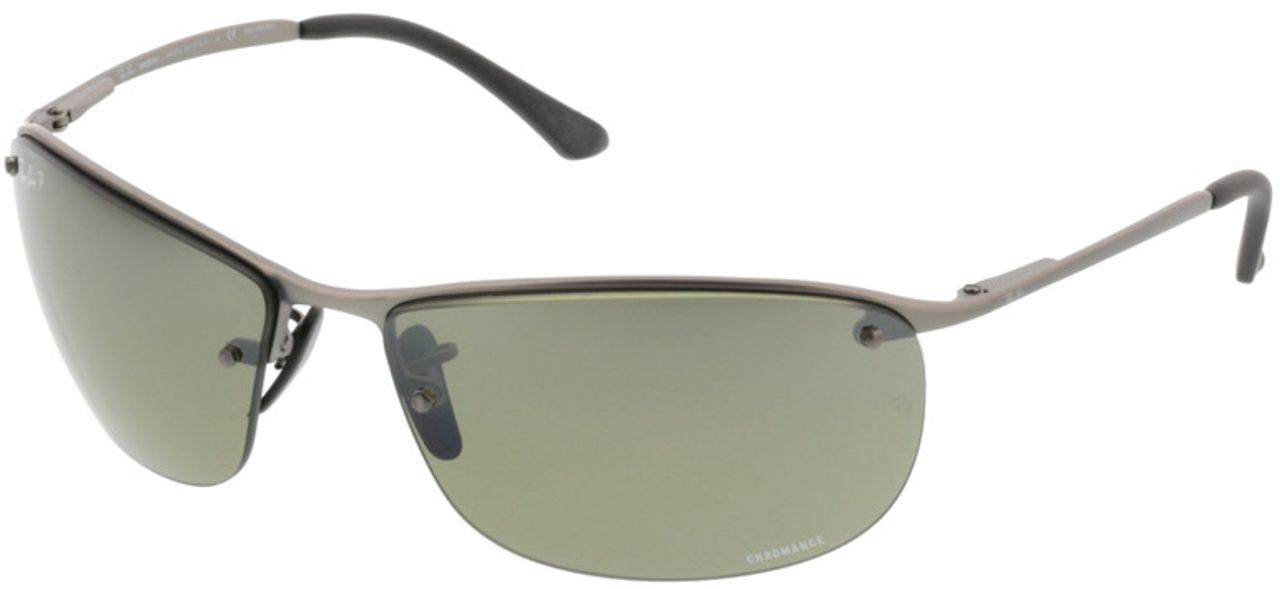 Picture of glasses model Ray-Ban RB3542 029/5J 63-15 in angle 330