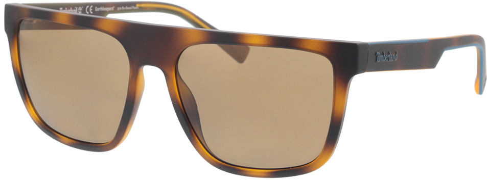 Picture of glasses model Timberland TB9253 52H 58-17 in angle 330