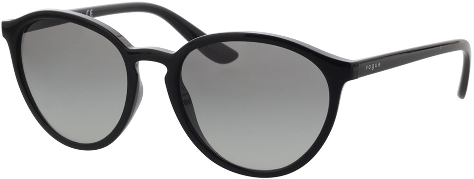 Picture of glasses model Vogue VO5374S W44/11 55-19 in angle 330