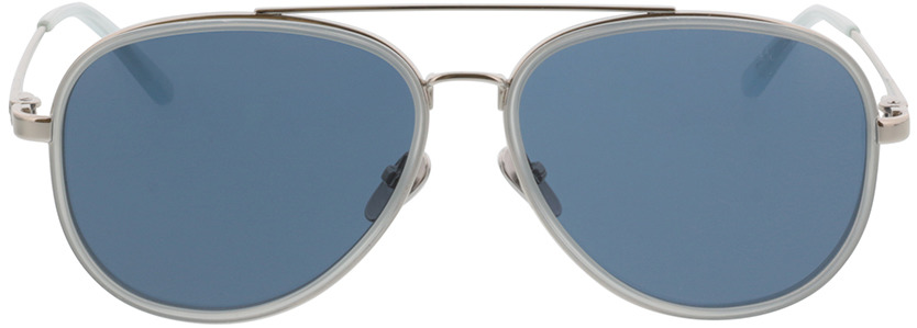 Picture of glasses model Calvin Klein CK38104 450 57-15 in angle 0