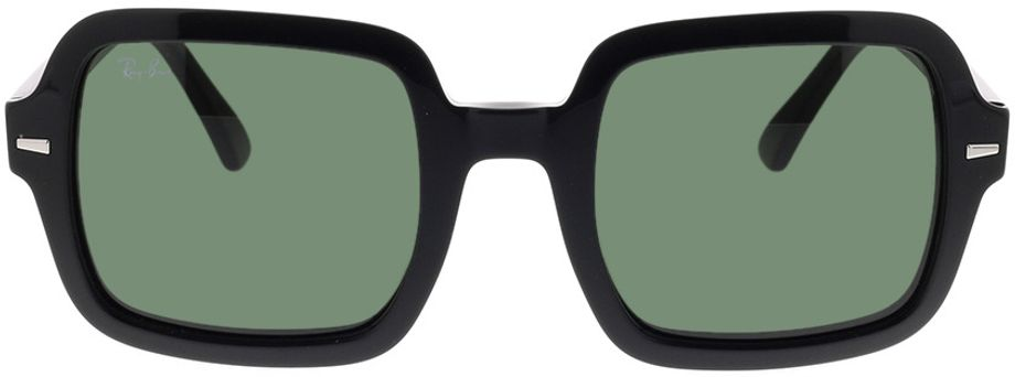 Picture of glasses model Ray-Ban RB2188 901/31 53-24 in angle 0