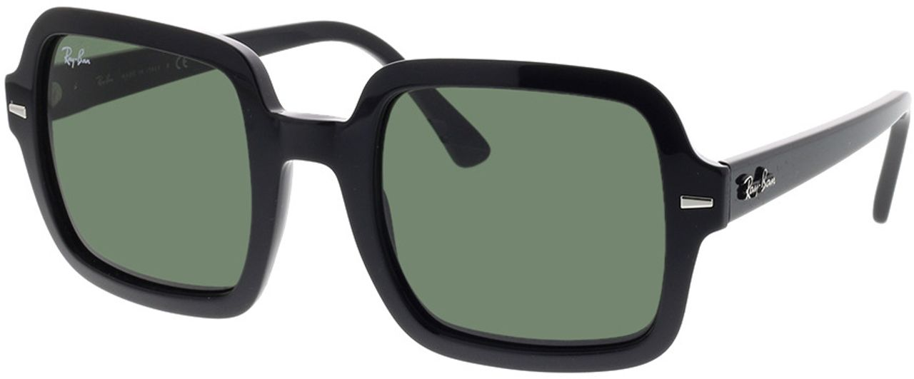 Picture of glasses model Ray-Ban RB2188 901/31 53-24 in angle 330