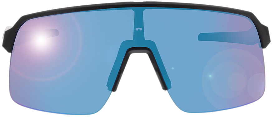 Picture of glasses model Oakley OO9463 94631539 138-13 in angle 0