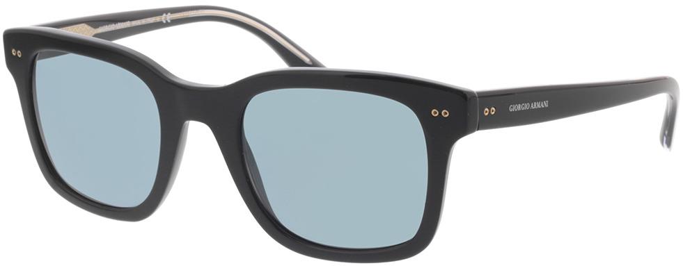 Picture of glasses model Giorgio Armani AR8138 500156 51-23 in angle 330