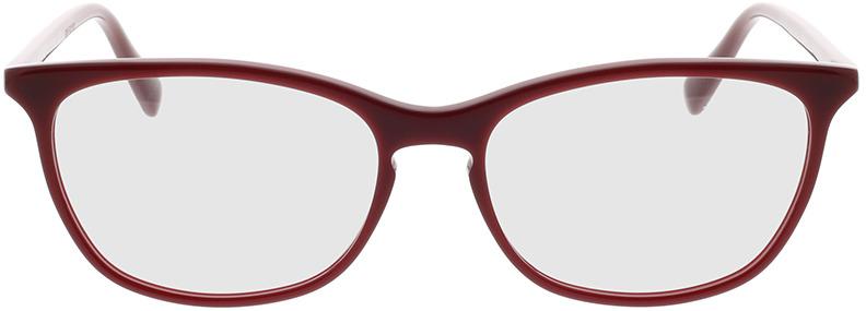 Picture of glasses model Gucci GG0549O-010 54-16 in angle 0