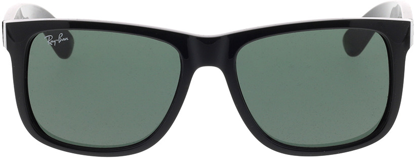 Picture of glasses model Ray-Ban Justin RB 4165 601/71 54-16 in angle 0