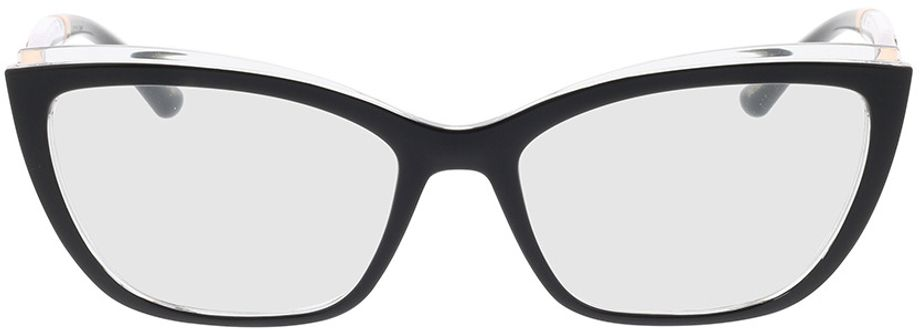 Picture of glasses model Dolce&Gabbana DG5054 675 54-17 in angle 0