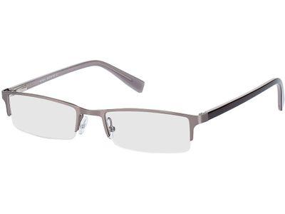 Brille Mikkel-grau