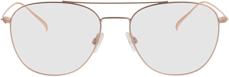 Picture of glasses model Comma, 70062 77 roségold 54-17 in angle 0