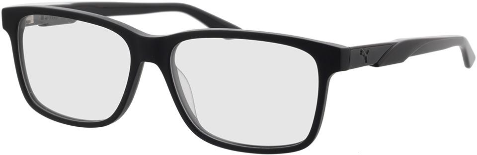 Picture of glasses model Puma PU0341O-001 in angle 330