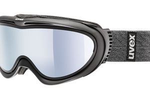 Skibrille Comanche TO Black Matt